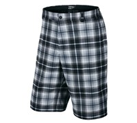 Nike Mens Tartan Golf Shorts 2013 (Armory Slate/Black)