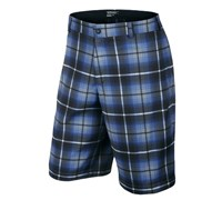 Nike Mens Tartan Golf Shorts 2013 (Game Royal)