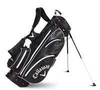 Callaway Aqua Dry Waterproof Stand Bag 2014 (Black/White)