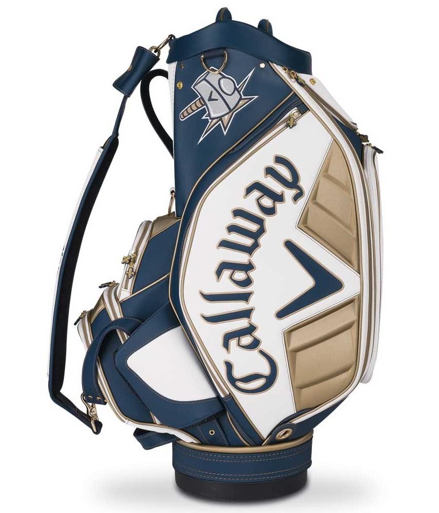 Callaway Limited Edition PGA Major Tour Staff Bag 2014