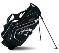 Callaway Chev Stand Bag 2015 (Black/Silver)
