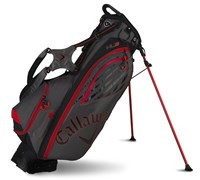 Callaway Hyperlite 3 Stand Bag 2015 (Charcoal/Black/Red)