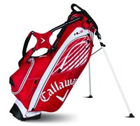 Callaway Hyperlite 3 Stand Bag 2015 (Red/White/Black)