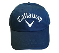 Callaway Corporate Logo Golf Cap (Navy)