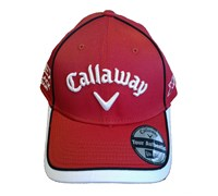 Callaway Tour Sport Adjustable Golf Cap (Red)