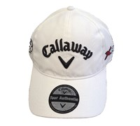 Callaway Tour Sport Adjustable Golf Cap (White)