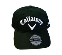 Callaway Tour LoPro Adjustable Golf Cap (Black)