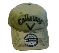 Callaway Tour LoPro Adjustable Golf Cap (Dark Green)