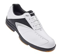 FootJoy Mens AQL Golf Shoes 2013 (White/Black/Silver)