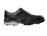 Footjoy Mens Sport Golf Shoes (Black/Silver) 2013