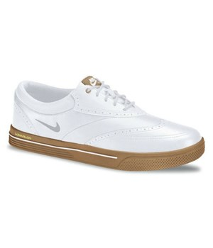 Nike Mens Lunar Swingtip Golf Shoes (White) 2014
