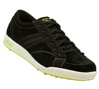 Skechers Mens GoGolf Drive Golf Shoes 2014 (Black/Lime)