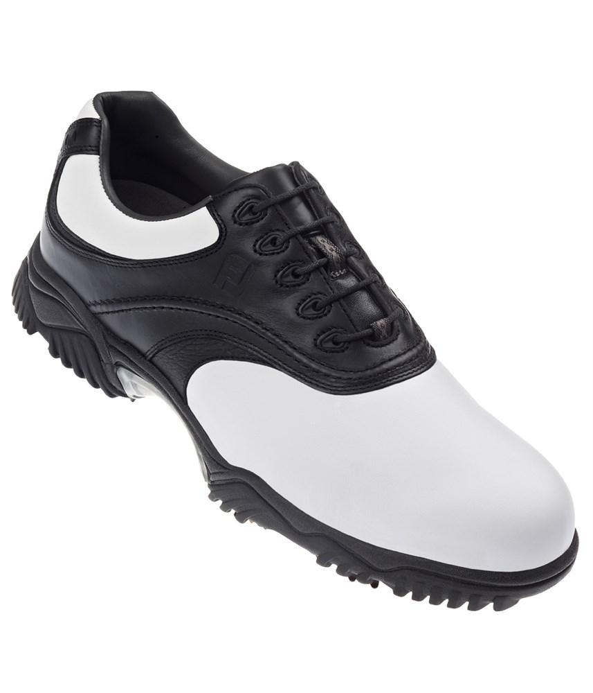 footjoy mens contour series golf shoes white black 2014