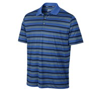 Nike Mens Ultra Stripe 2.0 Polo Shirt 2013 (Royal/Black)