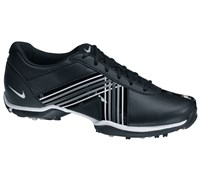 Nike Ladies Delight IV Golf Shoes 2013 (Black/White-Metallic Silver)
