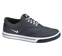 Nike Mens Lunar SwingTip Canvas Golf Shoes 2014 (Anthracite/White-Black-Volt)