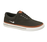 Nike Mens Lunar SwingTip Canvas Golf Shoes 2014 (Army Green)