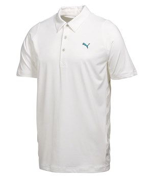 Puma Golf Mens Duo-Swing Mesh Polo Shirt