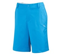 Puma Golf Junior Tech Bermuda Golf Shorts (Vivid Blue)