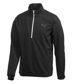 Puma Golf Mens Longsleeve Knit Wind Jacket