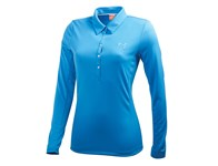 Puma Ladies Long Sleeve Polo Shirt 2013