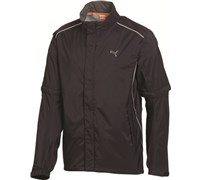 Puma Golf Mens Storm Cell Waterproof Jacket (Black)