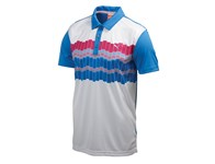 Puma Mens Graphic Tech Polo Shirt 2013