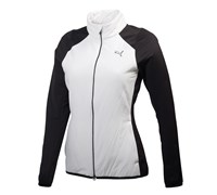Puma Golf Ladies Versa Cat Jacket (White/Black)