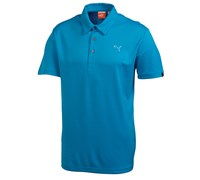 Puma Golf Mens Tech Polo Shirt 2014 (Blue Aster)