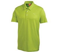 Puma Golf Mens Tech Polo Shirt 2014 (Lime Green)