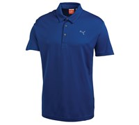 Puma Golf Mens Tech Polo Shirt 2014 (Dark Blue)