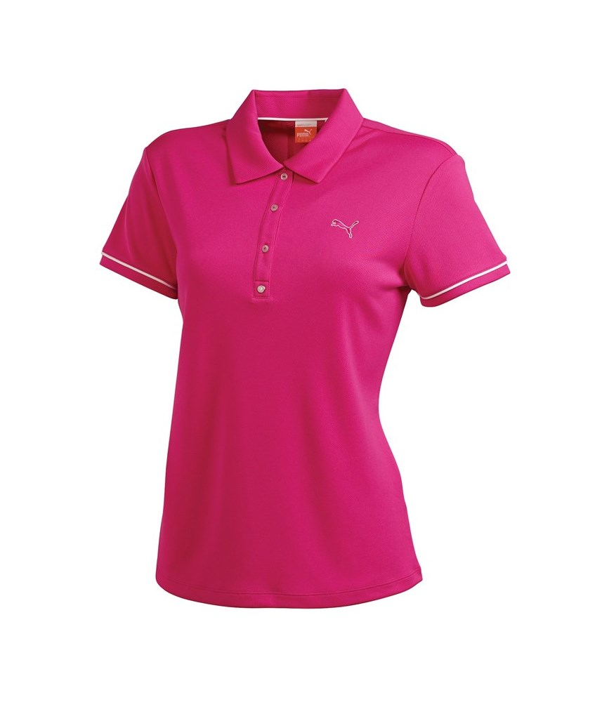 Puma Golf Ladies Tech Polo Shirt Golfonline