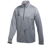 Puma Golf Mens Graphic 1/4 Zip Popover 2014 (Tradewinds)