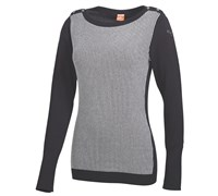 Puma Golf Ladies Crew Neck Sweater 2014 (White/Black)