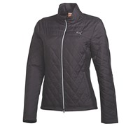 Puma Golf Ladies Monolite Filled Golf Jacket 2014 (Black)