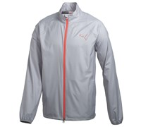 Puma Golf Mens Full Zip Wind Jacket 2014 (Tradewinds)
