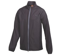 Puma Golf Mens Full Zip Wind Jacket 2014 (Black)