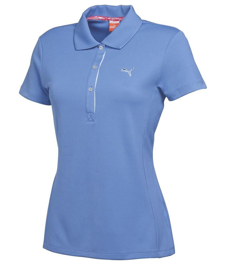 Puma Golf Ladies Tech Polo Shirt 2015 Golfonline