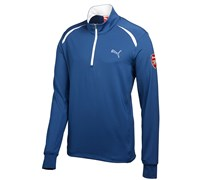 Puma Golf Long Sleeve Limited Edition Arsenal Golf Top (Blue)