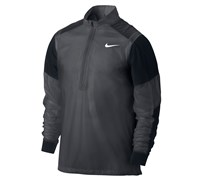 Nike Mens Hyper Adapt Golf Wind Jacket 2014 (Black/Black)