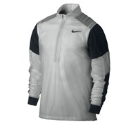 Nike Mens Hyper Adapt Golf Wind Jacket 2014 (Grey/Black)