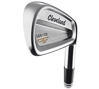 Cleveland 588 Forged CB Irons  Steel Shaft