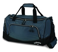 Callaway Sport Small Duffel Bag (Black/Grey)