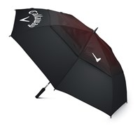 Callaway Golf Tour Authentic 68 Inch Double Canopy Umbrella (Black/Red)