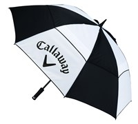 Callaway 60 Inch Double Canopy Clean Logo Umbrella