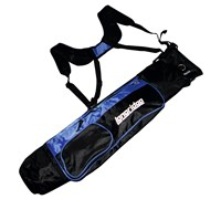 Longridge 5 Inch Pencil Golf Bag (Black/Navy)