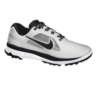 Nike Mens Fi Impact Golf Shoes 2014 (Light Grey/Black)