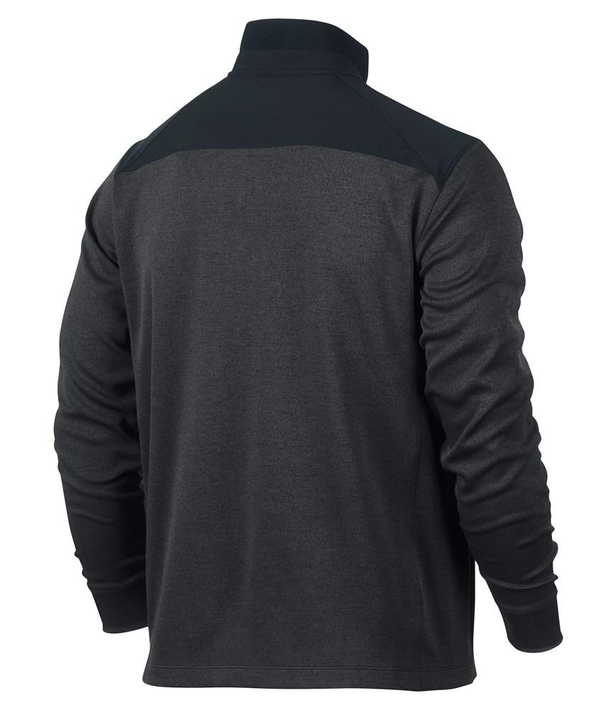 Nike Mens Dri Fit Performance Half Zip Jacket 2014