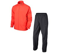 Nike Mens Storm Fit Waterproof Rain Suit 2014 (Action Red/Black)