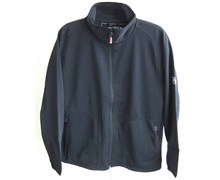 Oscar Jacobson Mens 2 Layer Fleece Jacket